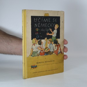 náhled knihy - Učíme se německy. Díl 1.