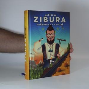 náhled knihy - Prázdniny v Evropě