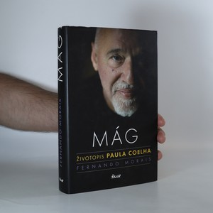 náhled knihy - Mág. Životopis Paula Coelha. (slovensky)
