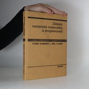 náhled knihy - Základy numerické matematiky a programování