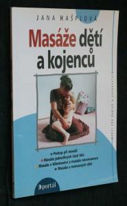 náhled knihy - Masáže dětí a kojenců