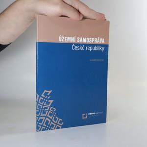 náhled knihy - Územní samospráva České republiky