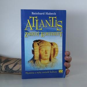náhled knihy - Atlantis. Zmizelý kontinent