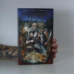 náhled knihy - Půlměsíční trůn