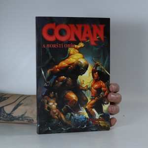 náhled knihy - Conan a horští obři