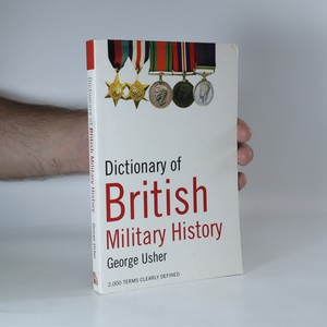 náhled knihy - Dictionary of British military history