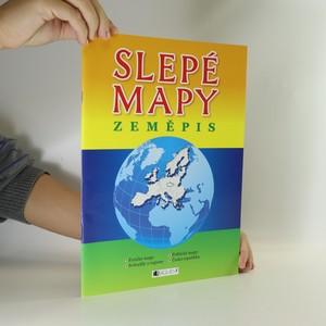 náhled knihy - Slepé mapy