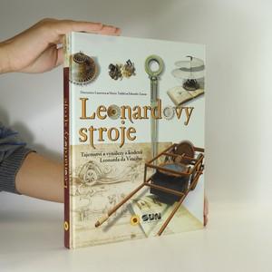náhled knihy - Leonardovy stroje
