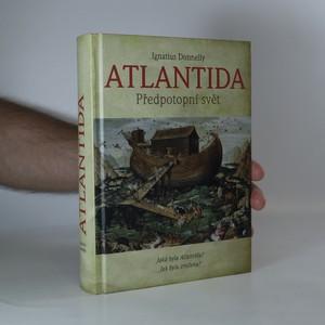 náhled knihy - Atlantida. Předpotopní svět