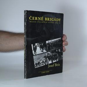náhled knihy - Černé brigády. Milice italských fašistů 1944-45