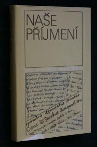 náhled knihy - Naše příjmení