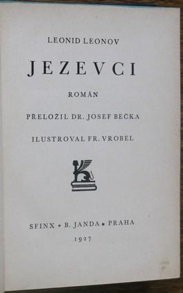 náhled knihy - Jezevci : román