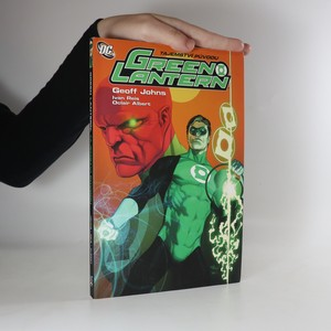 náhled knihy - Green Lantern. Tajemství původu