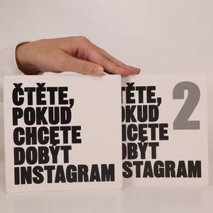 náhled knihy - Čtěte, pokud chcete dobýt Instagram (2 svazky, komplet, viz foto)