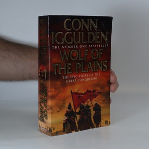 náhled knihy - Wolf of the plains. The conqueror series