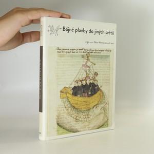 náhled knihy - Bájné plavby do jiných světů