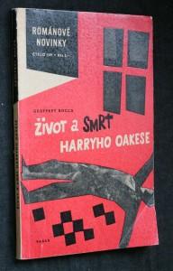 náhled knihy - Život a smrt Harryho Oakese