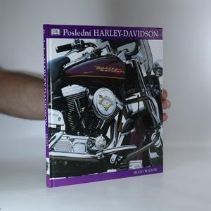 náhled knihy - Poslední Harley-Davidson