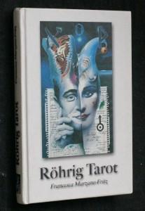 náhled knihy - Röhring Tarot: hra, isnpirace a fantazie
