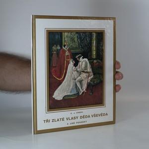 náhled knihy - Tři zlaté vlasy Děda Vševěda a jiné pohádky
