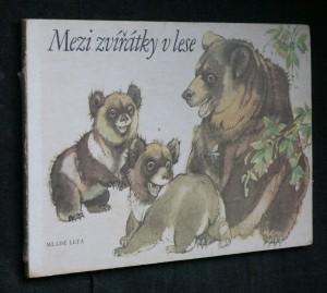 náhled knihy - Mezi zvířátky v lese