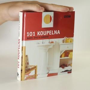 náhled knihy - 101 koupelna. Barvy, styly a zařízení