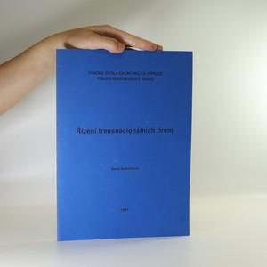 náhled knihy - Řízení transnacionálních firem
