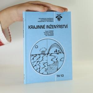 náhled knihy - Krajinné inženýrství