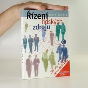 náhled knihy - Řízení lidských zdrojů. Základy moderní personalistiky