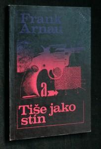 náhled knihy - Tiše jako stín