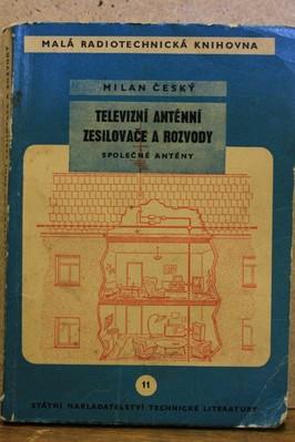 náhled knihy - Televizní anténní zesilovače a rozvody : Společné antény