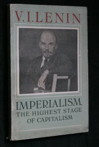 náhled knihy - Imperialism, the highest stage of capitalism