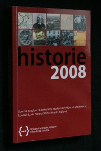 náhled knihy - Historie 2008
