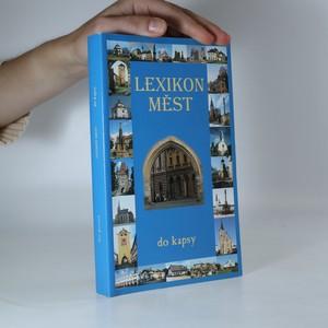 náhled knihy - Lexikon měst do kapsy