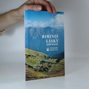 náhled knihy - Dimenze lásky