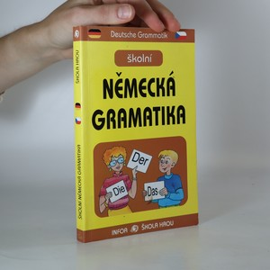 náhled knihy - Školní německá gramatika