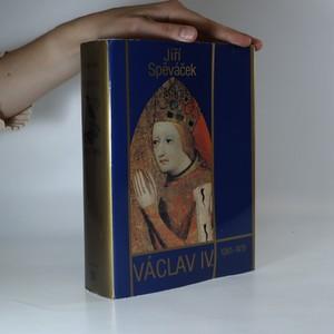 náhled knihy - Václav IV. (1361-1419). K předpokladům husitské revoluce