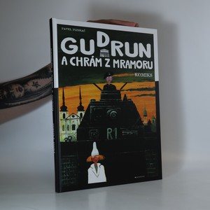 náhled knihy - Gudrun a chrám z mramoru