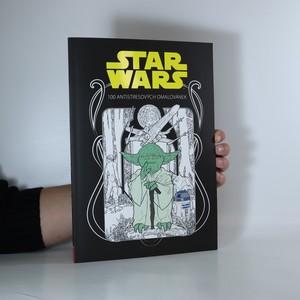 náhled knihy - Star Wars. 100 antistresových omalovánek (Nové)