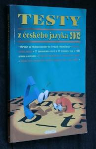 náhled knihy - Testy z českého jazyka 2002