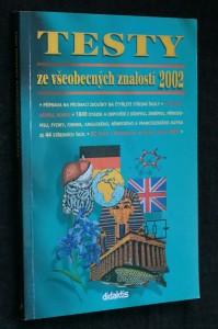 náhled knihy - Testy ze všeobecných znalostí 2002