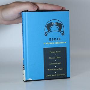 náhled knihy - Eseje o věcech veřejných