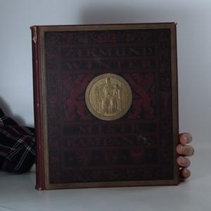 náhled knihy - Mistr Kampanus. Historický obraz (2 části v jednom svazku)