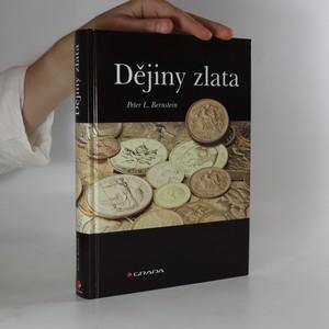náhled knihy - Dějiny zlata