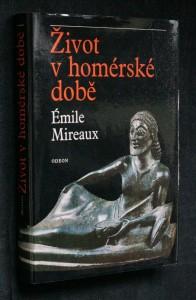 náhled knihy - Život v homérské době