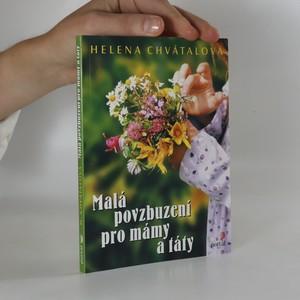 náhled knihy - Malá povzbuzení pro mámy a táty