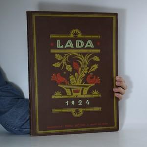 náhled knihy - Lada. 1924. Ročník XXXVI. (kompletní)