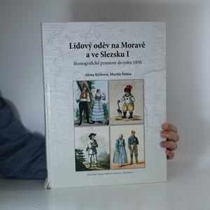 náhled knihy - Lidový oděv na Moravě a ve Slezsku (poškozeno, viz foto)