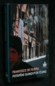 náhled knihy - Potápění gumových člunů