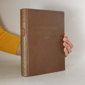 náhled knihy - Národní čítanka